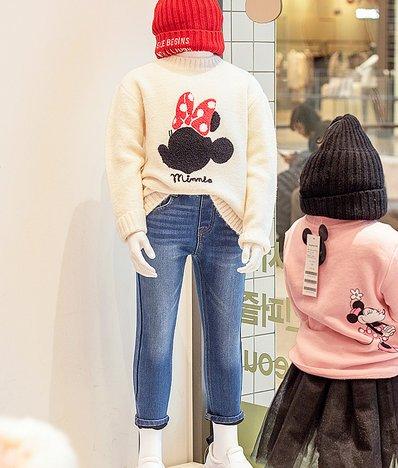 디즈니 스웨터