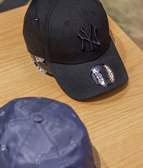 뉴욕 양키스 베이직 블랙