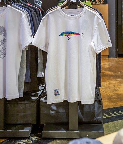 피싱 클럽 티셔츠