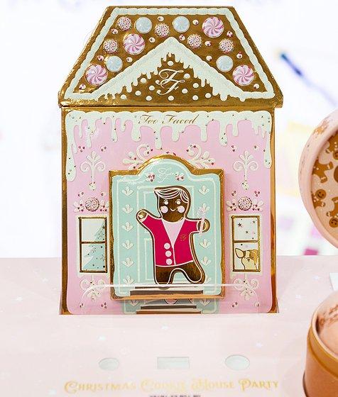 [홀리데이] 크리스마스 쿠키 하우스 파티 메이크업 컬렉션
