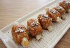 연어떡갈비 - 단짠 그리고 쫄깃 연어캔요리 #겨울방학간식