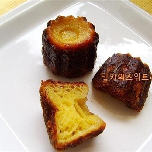 달콤하고 쫀득한 카누레(Cannele de Borrdeaux)