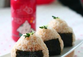 제육 오니기리 (삼각김밥)