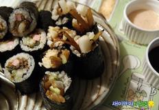 꼬마김밥/꼬투리김밥:재료가 좀 부족해도 괜찮다