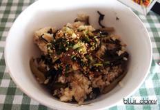 오늘뭐먹지 시래기밥상 시래기밥만들기