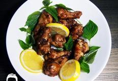 마늘간장 닭봉구이 - 오븐 없이 만드는 닭 날개 요리