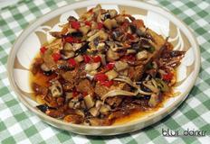 집밥백선생 동두부튀김 만들기