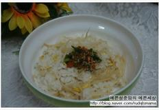 반찬하기 귀찮을땐 콩나물밥으로 한끼 해결해보세요 - 콩나물밥 만들기~~~