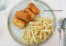 [우리집 식탁]프렌치프라이와 치즈스틱