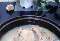 [국,찌개류] 간단한 오리백숙