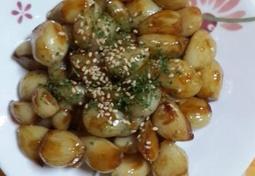 매운맛 쏙 마늘 꿀조림 만들기