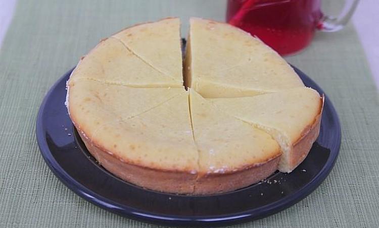 그릭요거트 케이크
