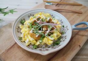 치킨너겟텐더로 치킨마요덮밥 만들기