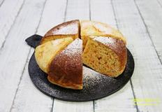 NO오븐! 밥솥 케이크~핫케이크 가루로 쉽게 만드는 당근케이크