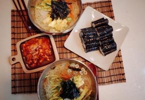 충무김밥 만드는법