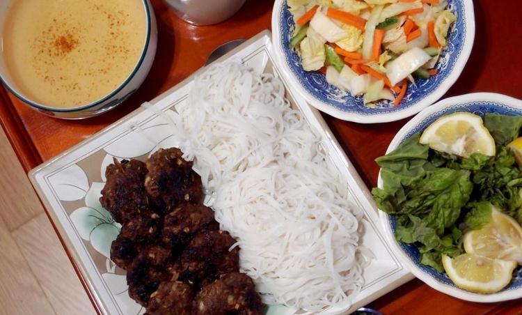 #올리브쇼 #분짜만들기 #시원한 쌀국수요리