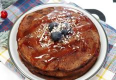 브런치로 좋은 핫케이크 만들기,팬케이크 만들기