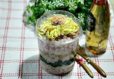 컵밥 만드는법
