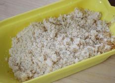 남은 식빵 활용. 빵가루 만들기.