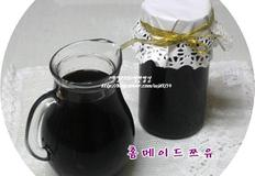 메밀소바 쯔유~홈메이드 메밀소바 쯔유 맛있게 만드는법~!~