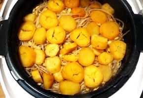 #호박고구마를 이용한 고구마콩나물밥 만들기 #전기압력밥솥으로도 충분히 맛있는 고구마콩나물밥을 만들 수 있죠~~~~
