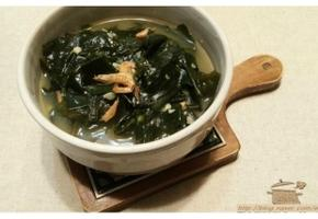 맛있는 건새우 미역국 끓이는 방법~ 시원하고 깔끔한 미역국