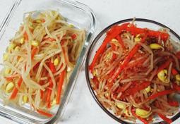 집밥 백선생 콩나물무침 2종