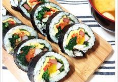 [김밥맛있게 싸는법]치즈김밥만들기
