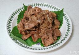 백종원 돼지불고기 만드는법! 간장양념이 넘나 맛있어~