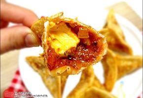 인도식 튀김만두 사모사