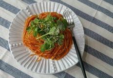토마토 스파게티 소스 만들기