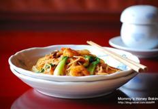 매콤한 볶음 쌀국수