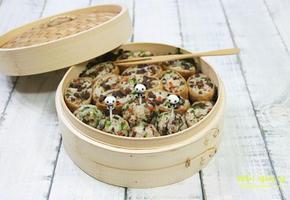 소고기우엉 유부초밥