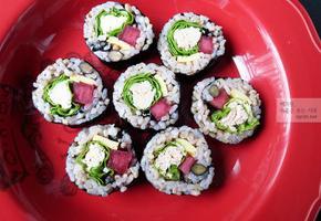 열량줄인 다이어트 김밥