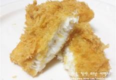 바삭바삭 집에서 만들어먹는 생선까스
