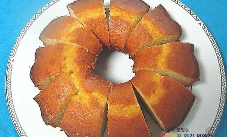 쉽고 간단하게 요거트 케이크 만들기
