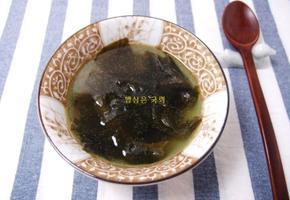 [집밥백선생2] 초스피드 맑은 미역국