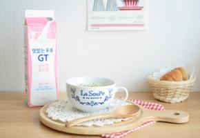 무지방 우유로 만드는 고소하고 진한 클램차우더 스프!