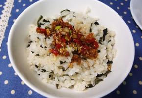 곤드레나물밥 만들기