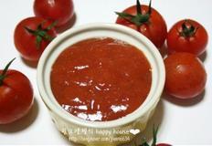 홈메이드 토마토케첩
