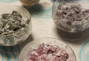 초간단 빙수떡 만들기