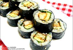 매콤한 어묵조림 쏙쏙 넣은 어묵조림 김밥 만들기