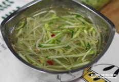 콩나물오이냉국 ★매콤한 냉채 시원타!!