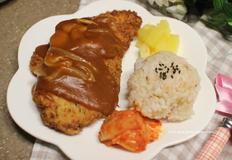 닭가슴살 활용해 치킨까스 요리 해보자