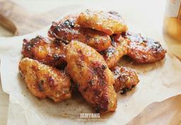 매콤한 닭날개 구이 만들기