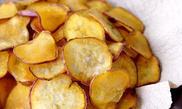홈메이드 스낵 - 고구마칩