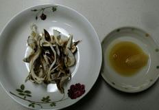 자연산 송이 먹는법, 보관법