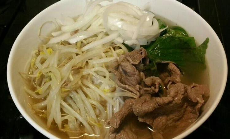 집밥 스타일 베트남쌀국수 Pho