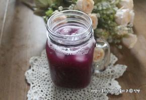 [홈메이드포도주스] 제철과일 포도로 만드는 건강한 포도주스