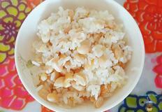 탄수화물 컷팅에 효과좋은 흰강낭콩밥 과 쉐이크~